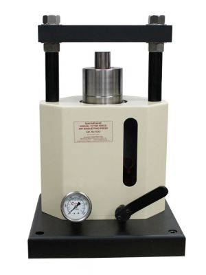 SpectroPress® Manual 12 Ton Pellet Press