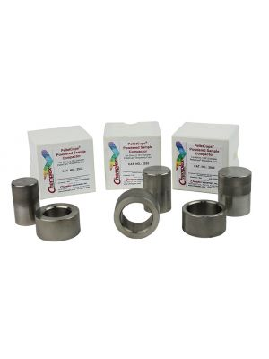 Powder Sample Compactor for XRF Pellet Press Die Sets