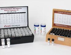 XRF & XRD Chemical Kits